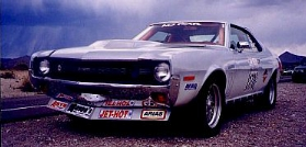 Tony Z. and AMC Javelin